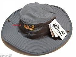 JACK WOLFSKIN HAT - UNISEX ROUND LARGE BRIMMED HAT, CAP, HEADGEAR