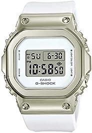 Casio GM S5600G 7 G Shock Digital Watch, White