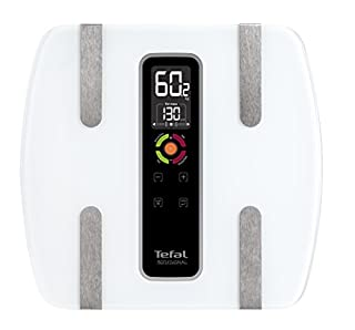 Tefal Bodysignal 3 BM7100S6 - Báscula de baño (LCD, transparente, LR03, vidrio) (B00JA7JBKO) | Amazon price tracker / tracking, Amazon price history charts, Amazon price watches, Amazon price drop alerts