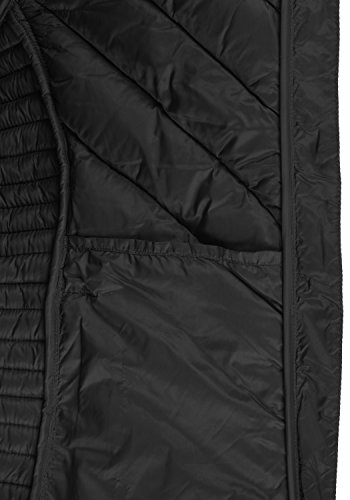 BLEND SHE Sadie Damen Steppweste Übergangsweste aus hochwertiger Materialqualität Black (20100)