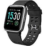 41FJrdcLDtL. SS150 YAMAY Smartwatch Orologio Fitness Uomo Donna Impermeabile IP68 Smart Watch Cardiofrequenzimetro da Polso Contapassi…