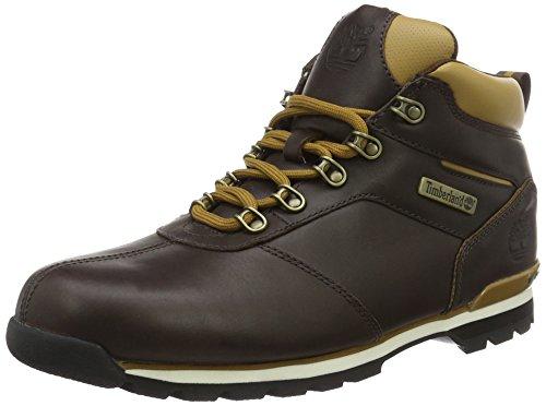 Timberland Splitrock2 Hiker, Baskets mode homme Marron (Dark Brown)