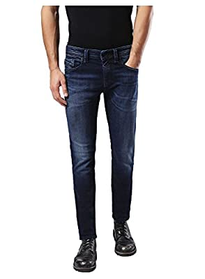 DIESEL Thommer Slim Skinny Fitting Denim Jean 84bv