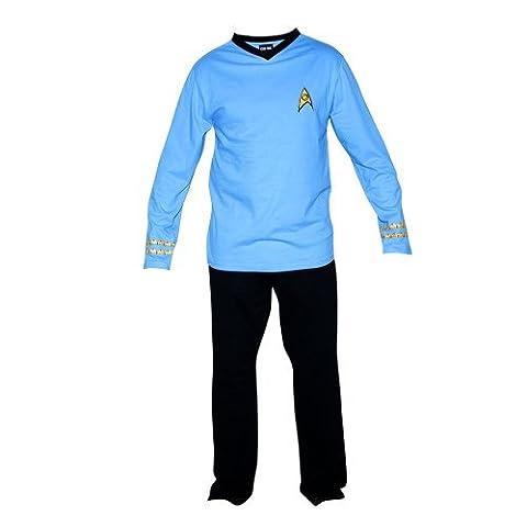 Costumes Star Trek Robe - maikeerRobe Factory Men's Star Trek Red Scotty