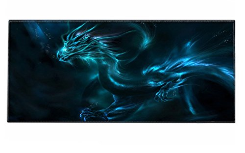Silent Monsters 1003002201 - Alfombrilla de ratón para Gaming, XXL (900 x...