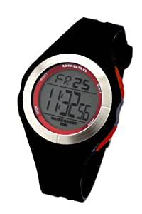 Umbro Gents U663R Digital Watch with Black Strap