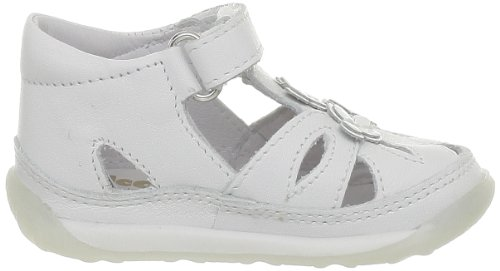 Falcotto Walker Branco Menina Sapatos Bianco Blanc De Sapatos 9101 164 Bebê 1 rSrBW