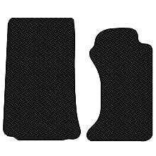 Carsio - Set di tappetini per auto su misura, in gomma, 3 mm, 4 pezzi, per Mazda MX5 NC MK3 dal 2006 in poi