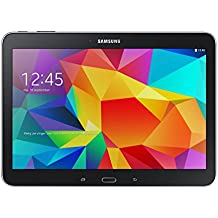 "Samsung Galaxy Tab 4 10.1 WiFi - Tablet de 10.1"" (WiFi + Bluetooh 4.0 A2DP, 16 GB, 1.5 GB RAM, Android 4.4 KitKat), negro (importado)"