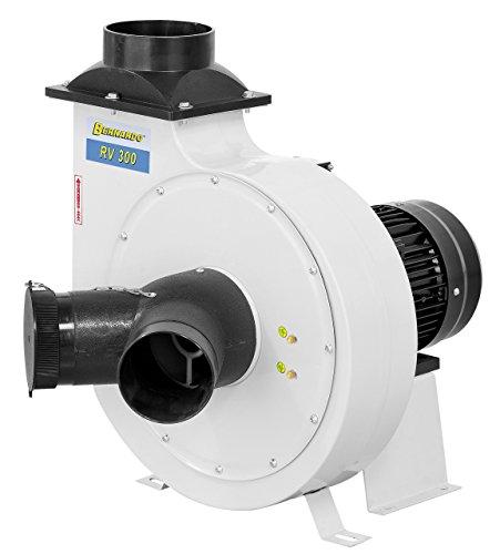 Preisvergleich Produktbild 12-2024 Bernardo Radialventilator RV 300 Absauganlage Absaugung
