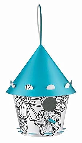 Tweet Tweet Home Recyclable Plastic Flatpacked Cone Bird House - Shona Flowers