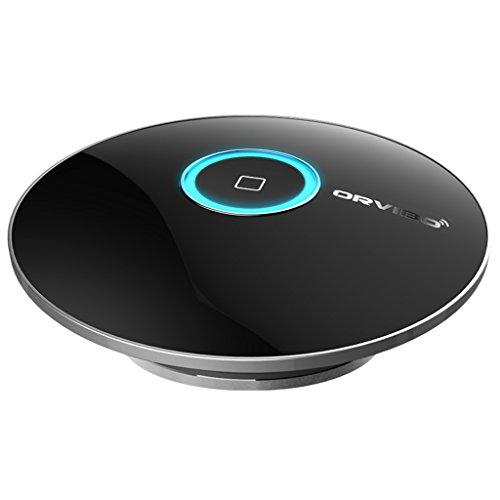 MagiDeal Universelle Allone Pro Wifi Fernbedienung unterstützt IR Gerät kompatibel mit Handys (Beste Universal-fernbedienung)