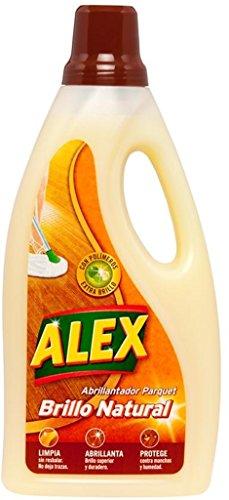Alex - Abrillantador Suelos de Parquet - Brillo Natural - 1500 ml