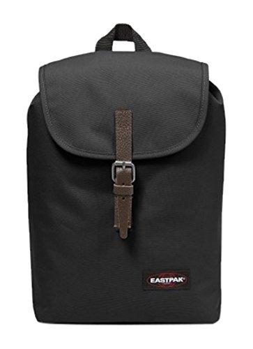 Eastpak Casyl Poliamida Negro mochila - Mochila para portátiles y netbooks (Poliamida, Negro, Bolsillo con cremallera, Cordón, 230 mm, 130 mm)