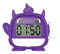 Milk Monster Baby Milk Timer (Purple)