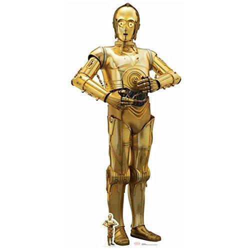 Star Aussparungen (Star Wars: Die letzten Jedi) Ausschnitt, Mehrfarbig (Wars Ausgeschnitten Star)