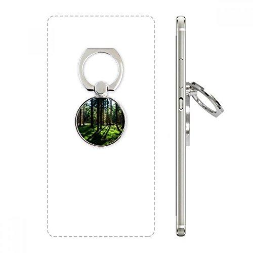 DIYthinker Wissenschaft Natur-Landschaft Forstwirtschaft Grün Handy-Ring Ständer Halter Halterung Universal-Smartphones Unterstützung Geschenk