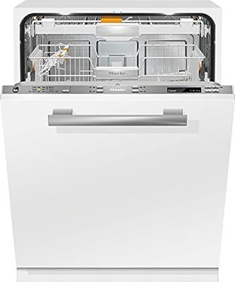 Miele G6860 SCVi D ED230 2,0 Lavavajillas integrable, eficiencia energética A+++, 189 kWh, 14 MGD, QuickPowerWash, fácil de usar