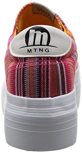 Mtng 69508, baskets sportives femme orange (SAFARI NARANJA)