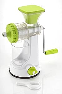 JM SELLER Fruits & Vegetable Juicer With Steel Handle