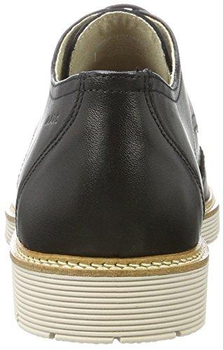 Marc Shoes Dover, Chaussures À Lacets Homme Noir (noir)