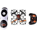 RC QUADROCOPTER Mini Drohne U830 mit Nano Fernsteuerung 2,4 GHz Reichweite ca.50m