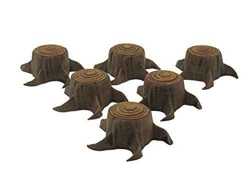 Tree Stumps, Terrain Scenery for Tabletop 28mm Miniatures Wargame, 3D  Printed and Paintable, EnderToys