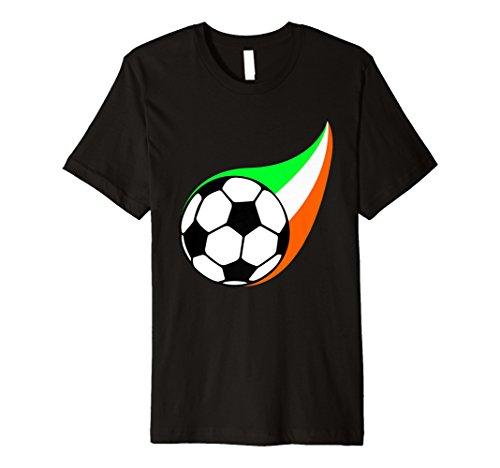 Funny Irish Fußball Hooligan T-Shirt Fußball ST PATRICKS -