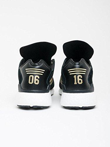 adidas Skateboarding Busenitz Pure Boost 10 Years Anniversary, core black/gold metallic/ftwr white Black/Gold