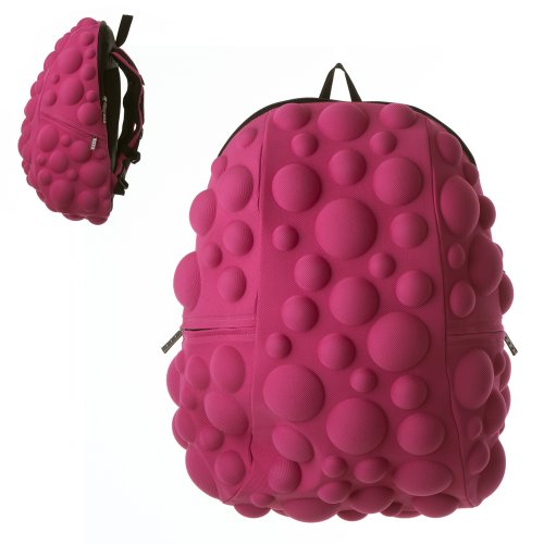 Madpax Youth Polyester/Spandex Gumball Bubble Fullpack Rucksack Tasche (Pink) (Pink Bubble Me)