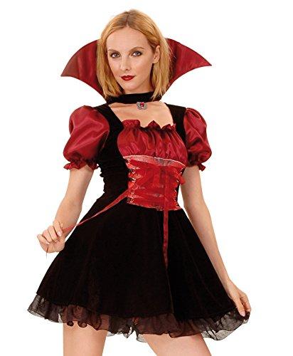 Boland 87283 - Erwachsenenkostüm Superluxe Vampire -