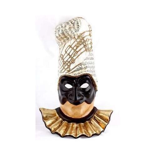 NELLA REVERSPIN HAT MUS (Pulcinella Kostüm)