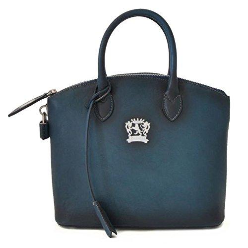 Pratesi Versilia petit sac - B348/P Bruce (Cerise) Bleu