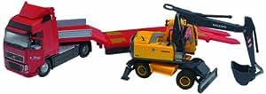 Majorette - 213414331 - Véhicule Miniature - Kidsmate Transporteur