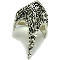 Sterling silber 925 Ring Klaue R001732