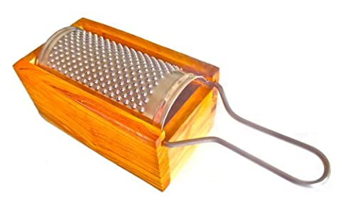 Cheese Grater (Olive Wood)