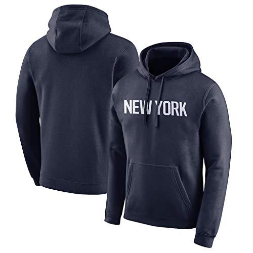 mphis Grizzlies Basketball Jersey mit Polyester-Print Langarm-Sportbekleidung für den täglichen Gebrauch und das Basketballspiel,Black 1-M ()