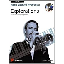 Explorations, für Trompete, m. Audio-CD