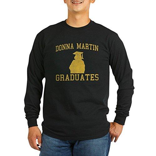 CafePress Donna Martin Graduates Long Sleeve T-Shirt - Unisex Cotton Long Sleeve T-Shirt