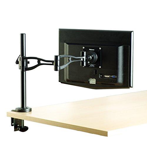 Fellowes-948001-Brazo-flexible-para-monitor-color-negro