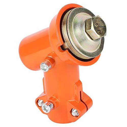 Hongzer Trimmergetriebe, 26mm Getriebekopf Rasentrimmer Ersetzen Sie das Getriebe für das Rasenmäherteil des Freischneiders