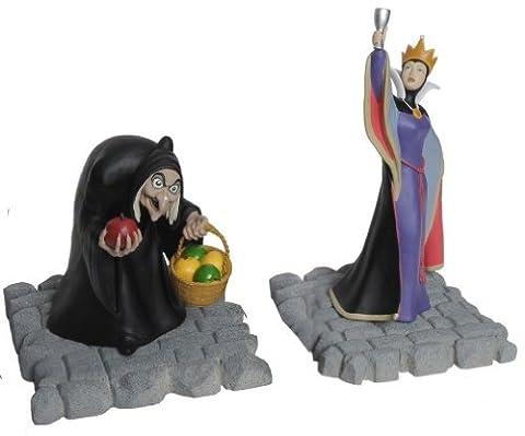 Statue Disney - Disney Snow White Evil Queens Statue Set
