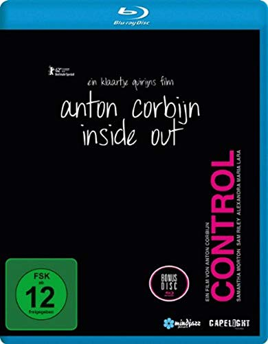 Anton Corbijn - Inside Out [Blu-ray] [Limited Edition]