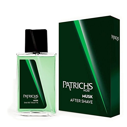 Patrichs After Shave Musk Ml.75 New