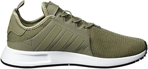 adidas Herren X_PLR Sneaker Grün (Trace Cargo/Trace Brown/Ftwr White)