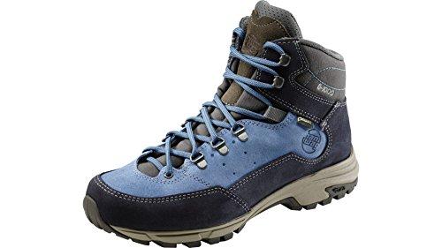 bleu de de B Chaussures marche A femmes marine Tudela pour Hanwag MARINE Bleu bleu « pHP5zqxH
