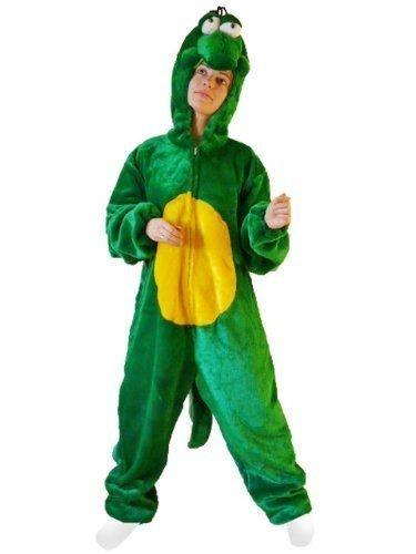 Krokodil-Kostüm, F13 Gr. L-XL, Krokodile Karnevalskostüm für Männer und Frauen, Krokodil-Kostüme für Fasching Karneval, als Karnevals- Fasnachts-Kostüm, Tier-Kostüme Faschings-Kostüme ()