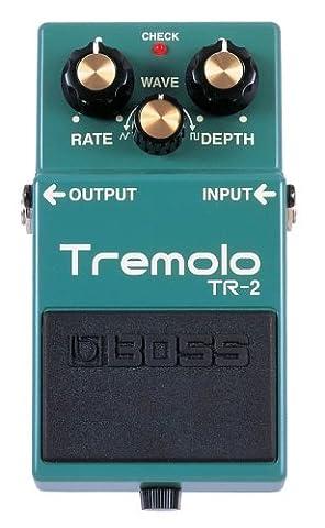 Boss - Tremolo & Vibrato TR-2 - Tremolo