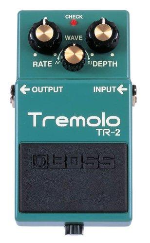 Pedal efecto trémolo Boss TR-2