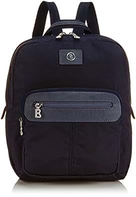 Bogner BACKPACK 2 0493502 Damen Rucksackhandtaschen 26x33x8 cm (B x H x T), Blau (true navy 328)